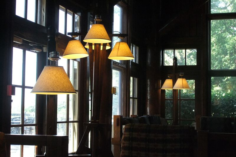 STARVED ROCK LODGE LIGHTS 1 2011